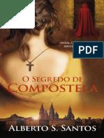 O Segredo de Compostela - Alberto S. Santos