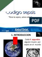 Sepsis - Cambios