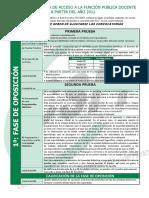 Sistema de Acceso a La Funcion Publica Docente a p 12194
