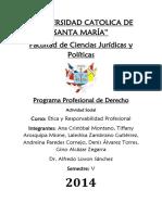 Universidad Catolica de Santa María