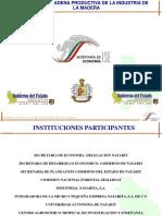 Cadena Productiva de Madera - España