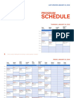 Sundance Film Festival 2018 Program Schedule