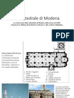 La Cattedrale Di Modena