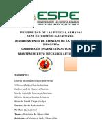 Informe 1 Sistema de- Dirección Columna