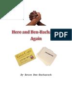 Here and Ben-Bacharach Again