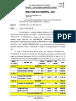 CERTIFICACION PRESUPUESTA PARA EL PLAN DE CONTINGENCIA DISTRITAL ANTE BAJAS TEMPERATURAS Y HELADAS