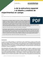 Consecuencias de la estructura espacial de los datos en el diseño y análisis de experimentos en campo.pdf
