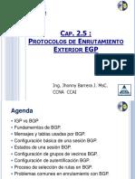 Ups Redes II Cap 2.5 Bgp