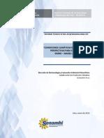 Informe Tecnico Nro004 SENAMHI Clima Prono DEF 2018