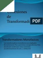 Conexion de Transformadores