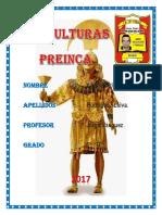 CULTUREA PREINCA