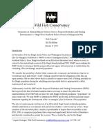 Comments of NMFS PEPD for Skagit Steelhead Harvest RMP_final