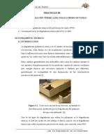 Laboratorio de Degradacion Termica Del Pvc