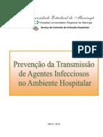 biosseguraça agentes infecciosos