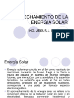 Secado Solar