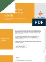 PDL Capacitacion ADDS 2013 03