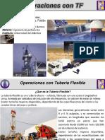 Operaciones Con Tuberu00eda Flexible