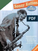 Hal Leonard - Vol.33 - Sonny Rollins.pdf