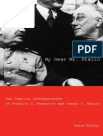 Stalin Roosevelt 2005 Butler