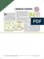 TesTer for RemoTe ConTrolCI-03_Feb08