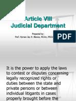 Article VIII