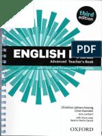 English File Advanced Teachers Book