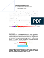 Proyecto de Instrumentación Electrónica
