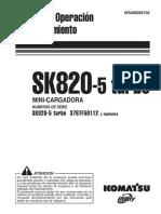 Mini Cargador Sk820