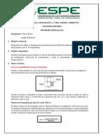 Informe Programa de Fotogrametria