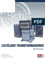Transformadores Schaffner