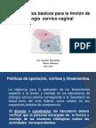 Conocimientos Basicos Para La Tincion de Papanicolaou i