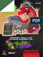 Yooka-Laylee Kickstarter Manual & Artbook.pdf