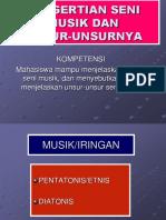 PENGERTIAN+SENI+MUSIK+DAN