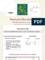 Nutrición-Microbiana