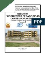 Corrientes Pedagogicas 1