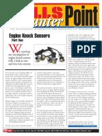 Engine Knock Sensors - Part Two