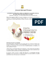 Logotipo Papa Francisco
