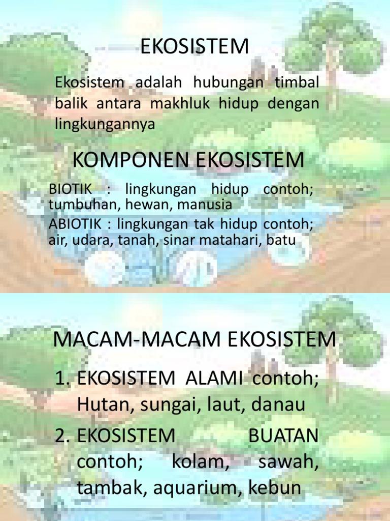 Ekosistem Pptx