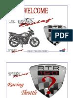 TVS Apache RTR 160-Service Manual