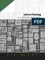 Advertising A Cultural Econom - Liz McFall 32281.pdf