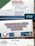 Impacto de La Ciencia y La Tecnologia_ Deontologia