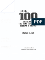 The 100 A Ranking of the Most - Michael H. Hart 47005.pdf