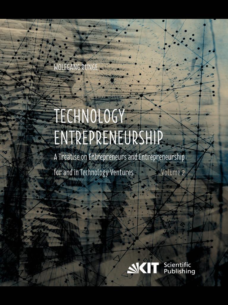 978 3 7315 0109 1 Entrepreneurship Venture Capital