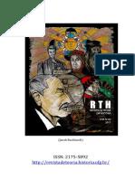 HISTORIOGRAFIAEHISTÓRIADASARTES 1:TEORIASDASARTES, INTERARTES,INTERMÍDIASEATRAVESSAMENTOSAFECTUAISNOCAMPODA HISTÓRIA