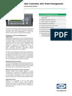 ASC Plant Management - Land Power (UK)