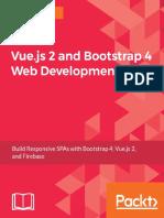 Vuejs 2 Bootstrap 4 Web Development