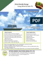 Spitzen Brochure