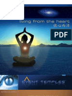 Living From the Heart (Chinese Translation)