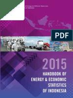 Buku Handbook Energi 2015
