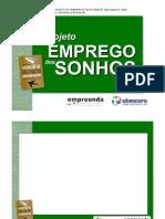 Elancers - Workbook Projeto EMPREGO SONHOS